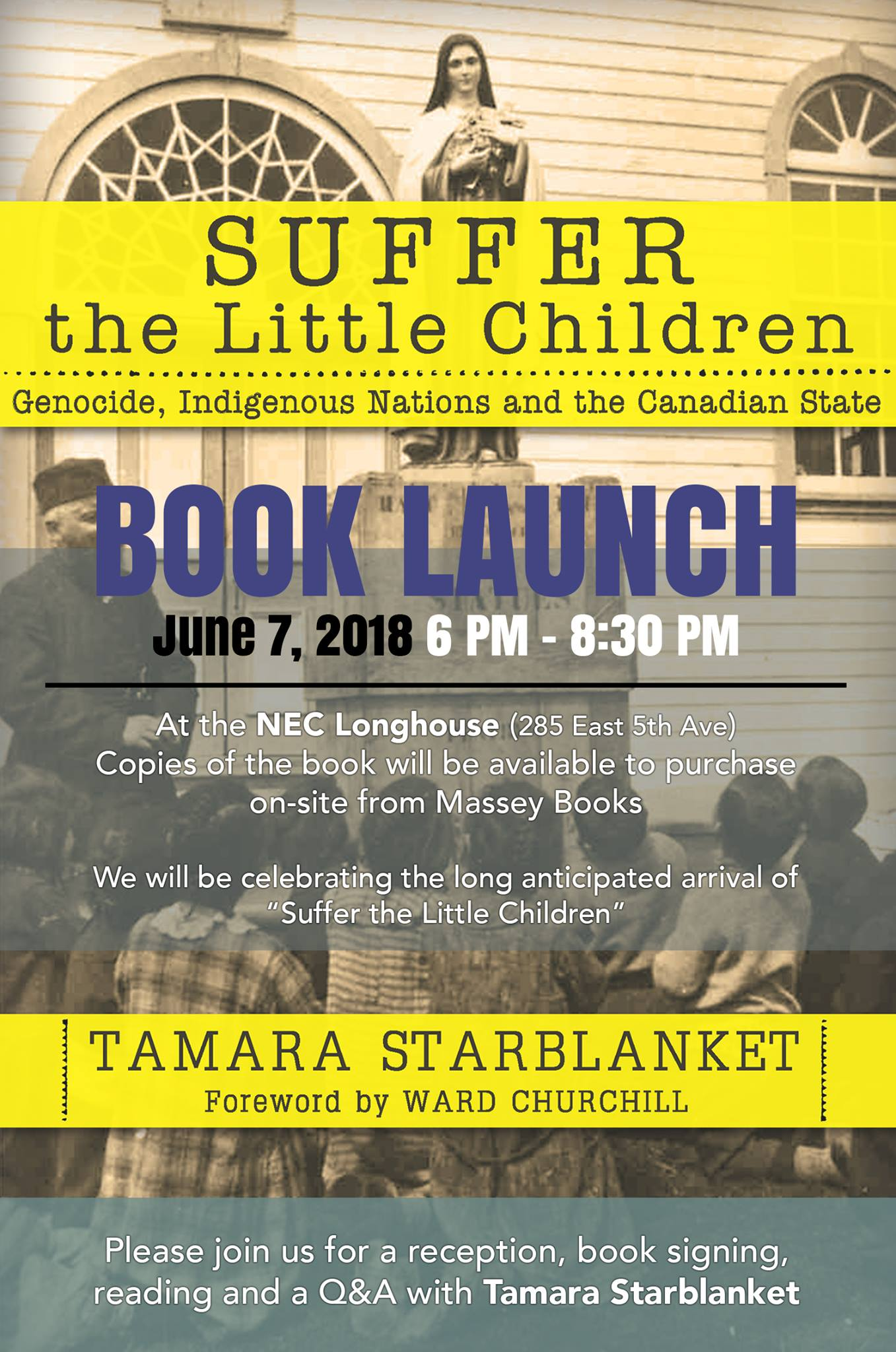 STLC Book Launch